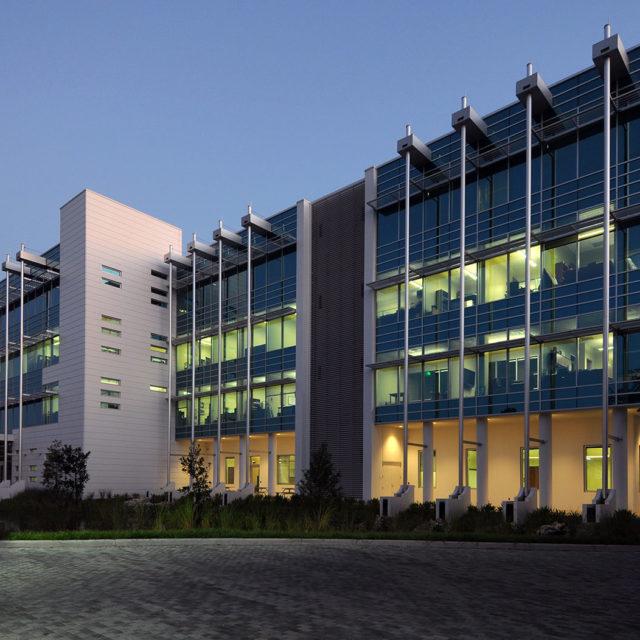 Toho Water Authority Headquarters