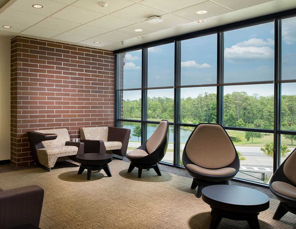 Photo of University of Central Florida Wayne Densch Center for Student-Athlete Leadership Interior