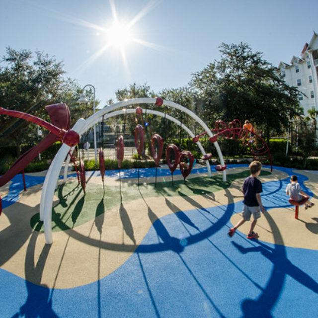 Grand Beach Resort – Child Entertainment Area