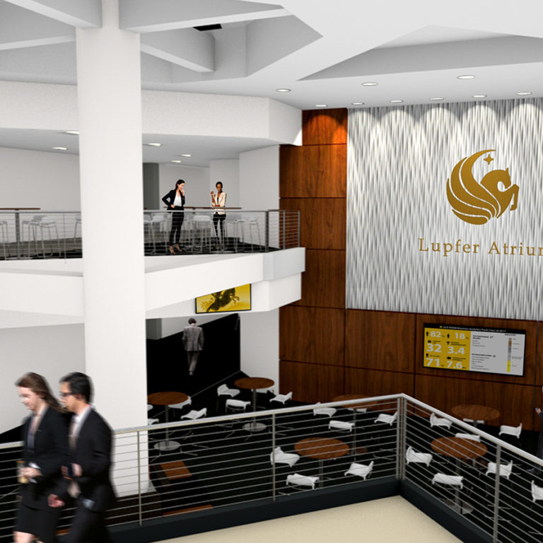 UCF – Business Administration Lobby Renewal