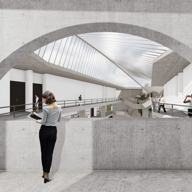 University of Florida – Architecture Building