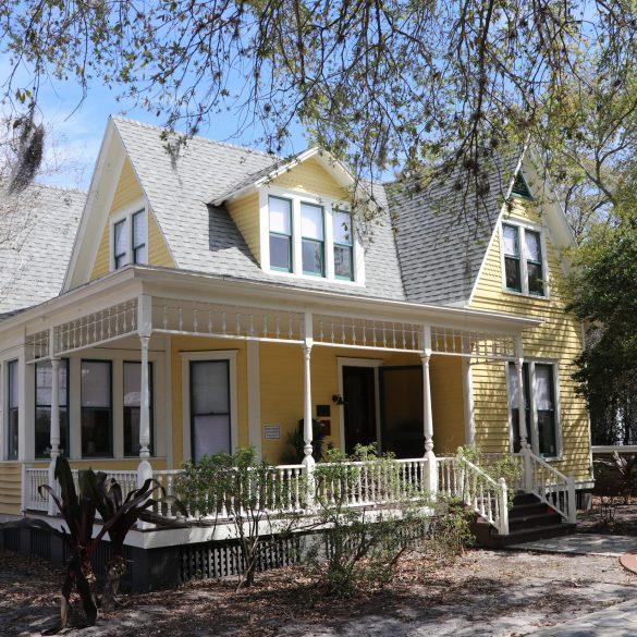 Historic Walker Hendry House